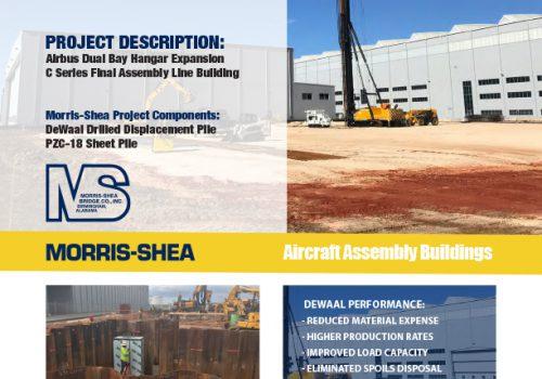 Morris-Shea Airbus Project Sheet