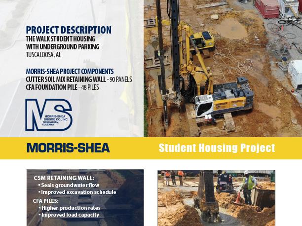 CSM project sheet