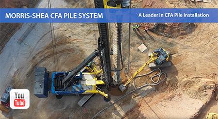 CFA pile video